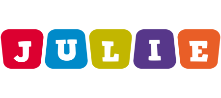Julie kiddo logo