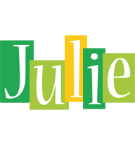 Julie lemonade logo