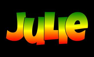 Julie mango logo