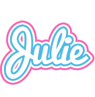 Julie outdoors logo