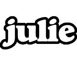 Julie panda logo