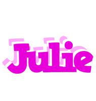 Julie rumba logo