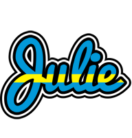 Julie sweden logo