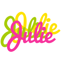 Julie sweets logo
