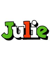 Julie venezia logo