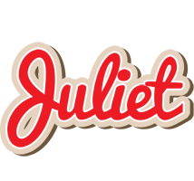 Juliet chocolate logo