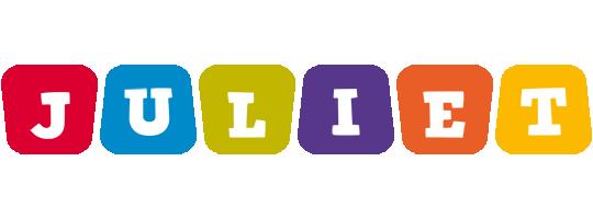 Juliet daycare logo