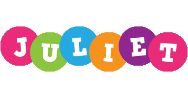 Juliet friends logo