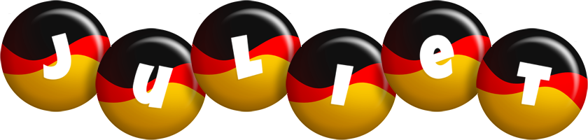 Juliet german logo