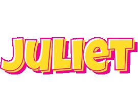 Juliet kaboom logo