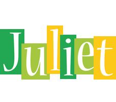 Juliet lemonade logo