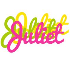 Juliet sweets logo