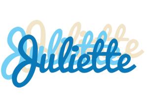 Juliette breeze logo