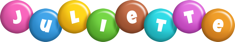 Juliette candy logo