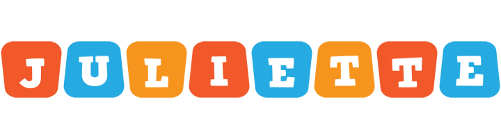 Juliette comics logo