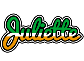 Juliette ireland logo