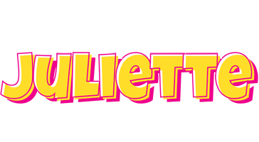 Juliette kaboom logo