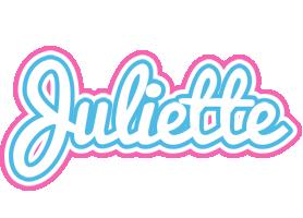 Juliette outdoors logo