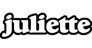 Juliette panda logo