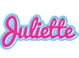 Juliette popstar logo