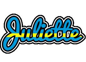 Juliette sweden logo