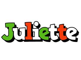 Juliette venezia logo