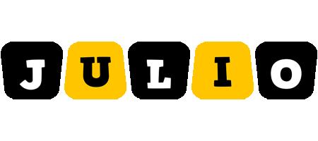 Julio boots logo