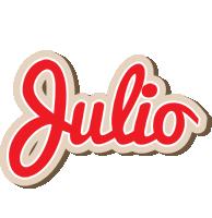 Julio chocolate logo