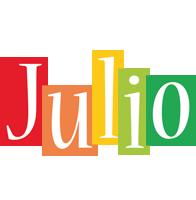 Julio colors logo