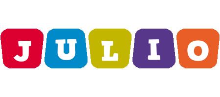Julio daycare logo