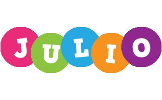 Julio friends logo