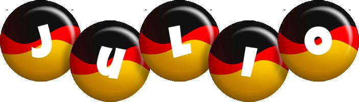 Julio german logo