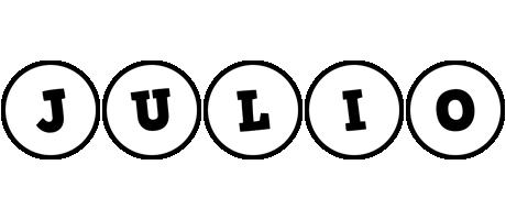 Julio handy logo