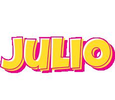 Julio kaboom logo