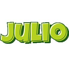 Julio summer logo