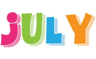 July friday logo