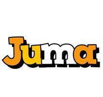 Juma cartoon logo