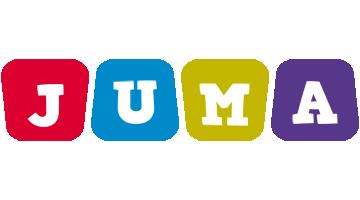 Juma daycare logo