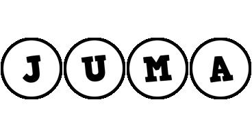 Juma handy logo