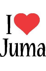 Juma i-love logo