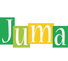 Juma lemonade logo