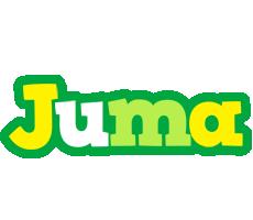 Juma soccer logo