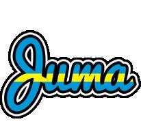 Juma sweden logo