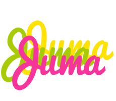 Juma sweets logo