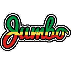 Jumbo african logo
