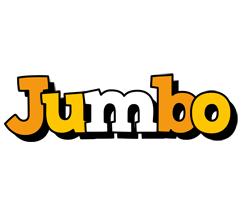 Jumbo cartoon logo