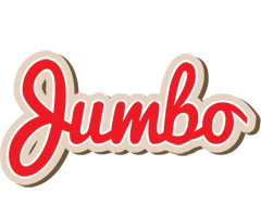Jumbo chocolate logo