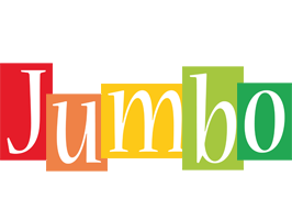 Jumbo colors logo