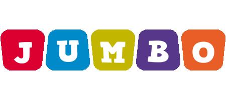 Jumbo daycare logo