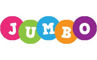 Jumbo friends logo